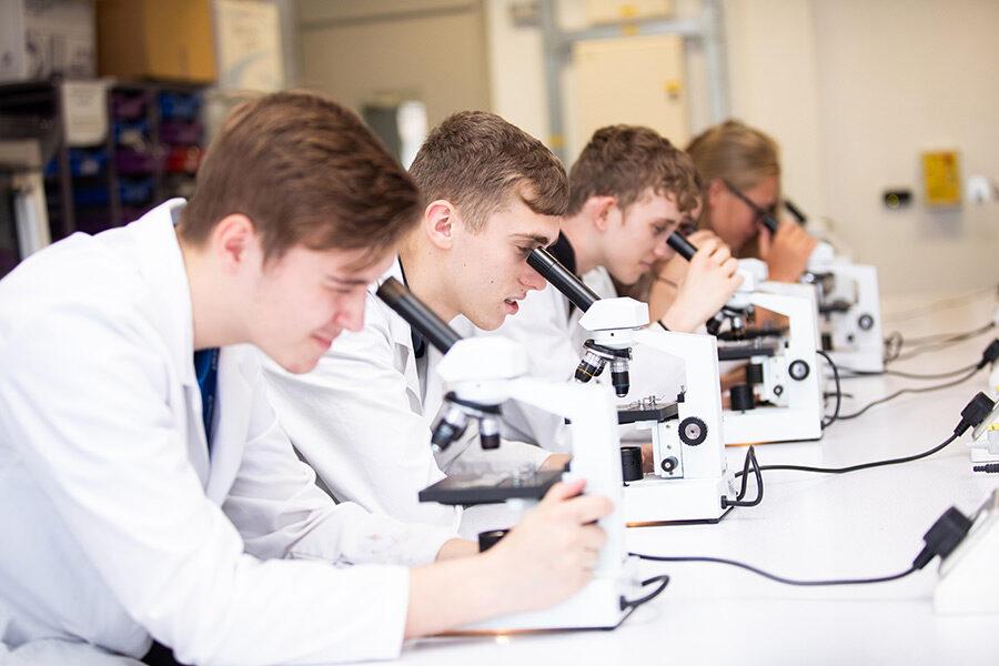 T Level Laboratory Science