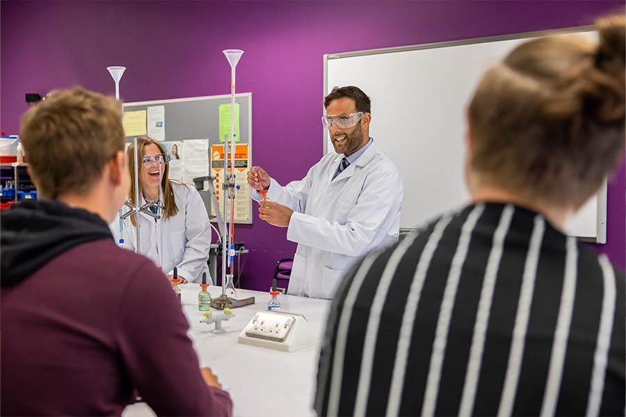 T Level Healthcare Science